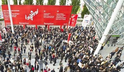 Salone Internazionale del Mobile 2013 (Милан, Италия)